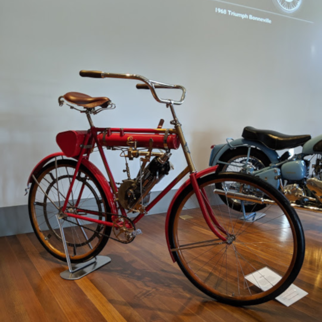 Motorized Cycle