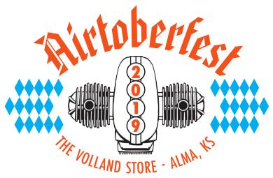 2019 Airtoberfest Sticker